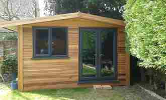 Sound Proofed Garden Rooms 04
